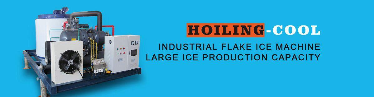 Large Flake Ice Machine
