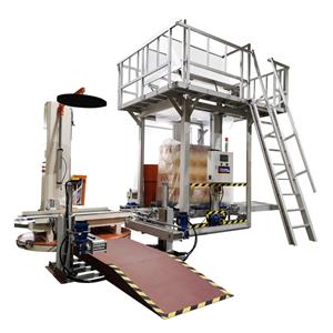 Pallet Bagging Machine