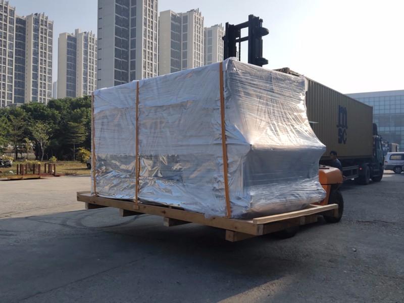 포장 및 배송