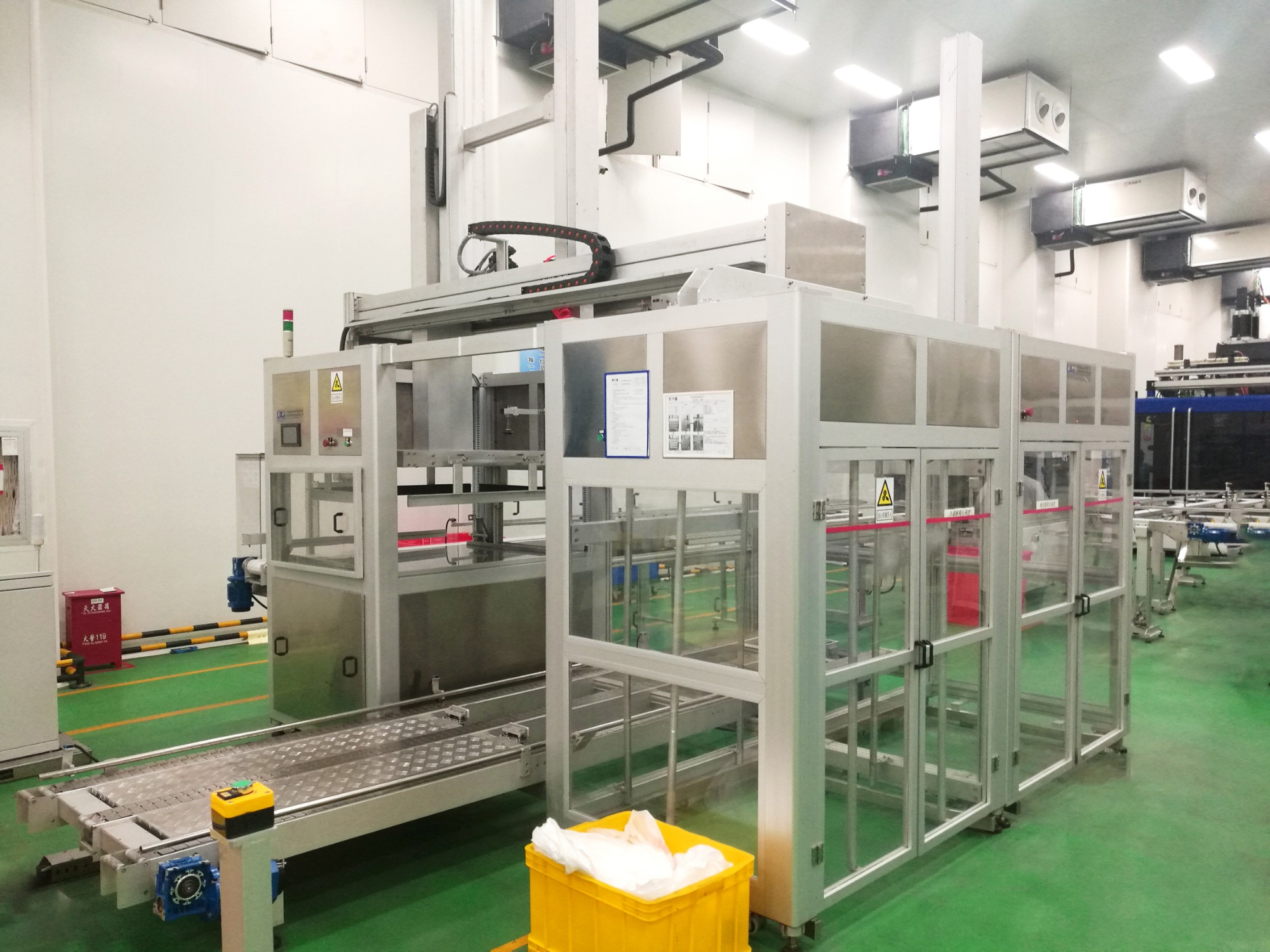 Automatic Palletizer Manufacturers, Automatic Palletizer Factory, Supply Automatic Palletizer