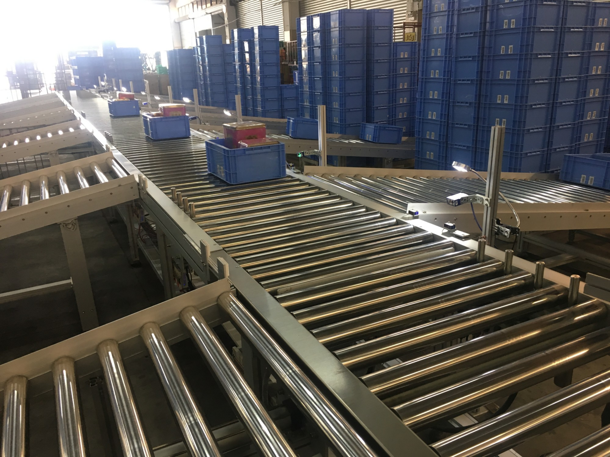 Roller Conveyor Manufacturers, Roller Conveyor Factory, Supply Roller Conveyor