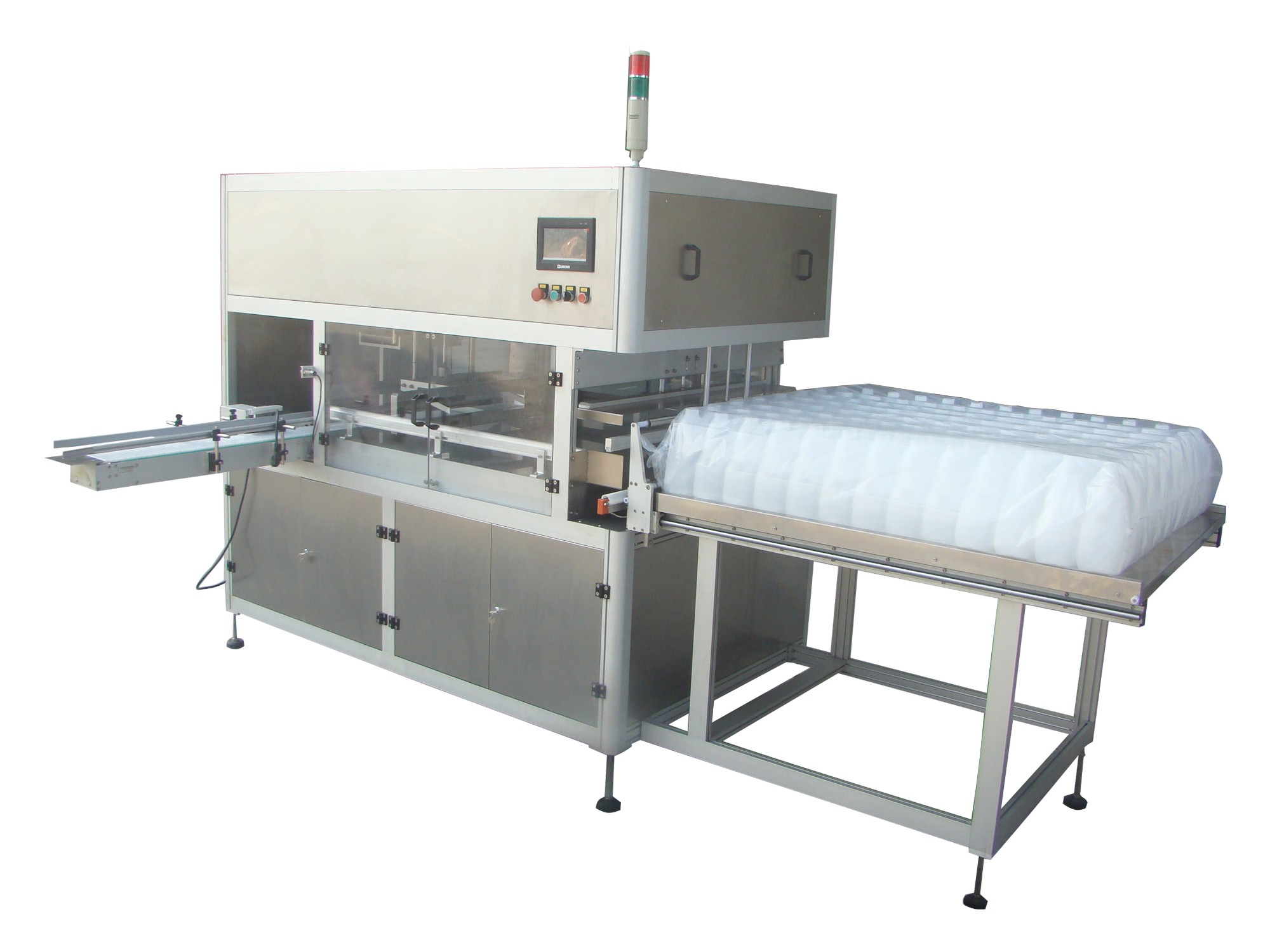 Semi Auto Bottle Bagging Machine Manufacturers, Semi Auto Bottle Bagging Machine Factory, Supply Semi Auto Bottle Bagging Machine