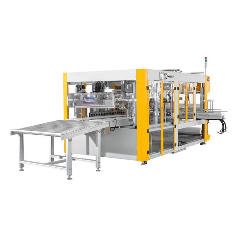 Automatic Bottle Bagging Machine