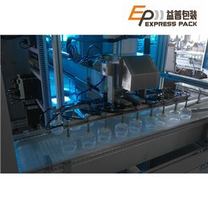 Robotic Arm For Bottle Injection