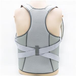 Corretor de Postura Suporte para coluna vertebral para ortose escoliose