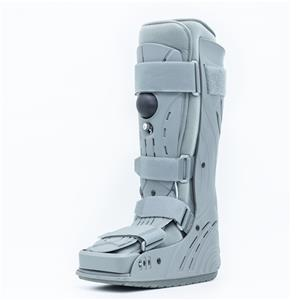 Plastic Tall Pneumatic Walker Boot Braces For Foot Or Ankle Fracture