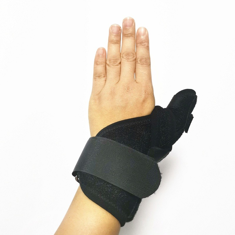Thumb Spica For Strains Or Carpal Tunnel Wrist Splints For Trigger