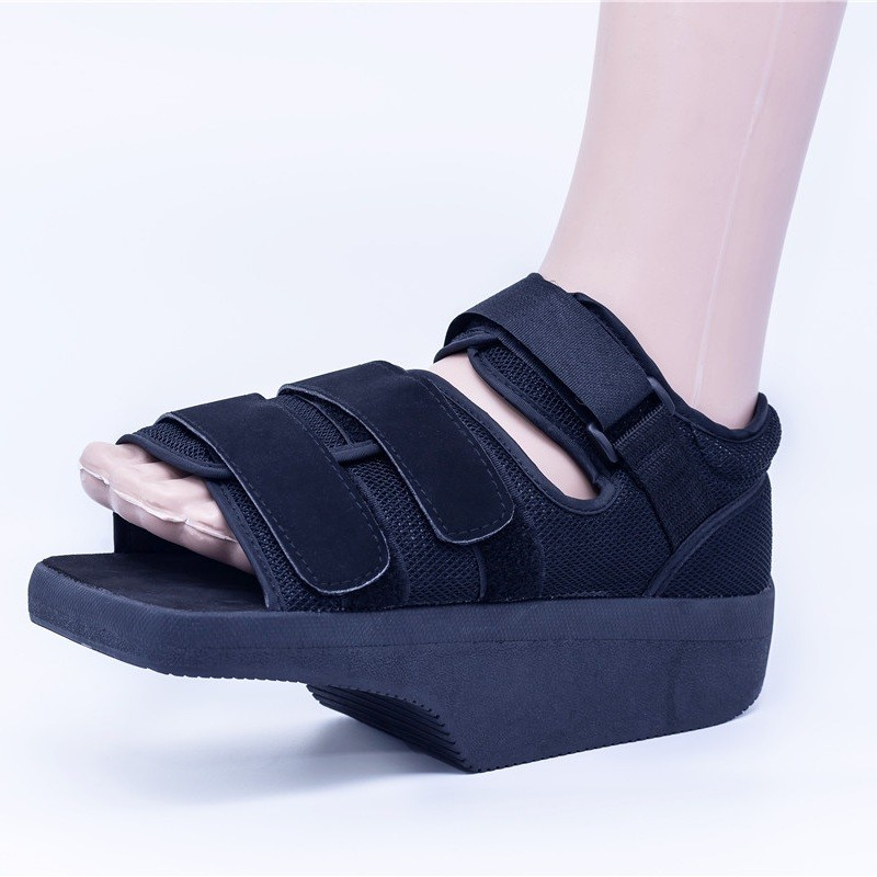 Medical Extendable Forefoot Off-loader Heel Shoes