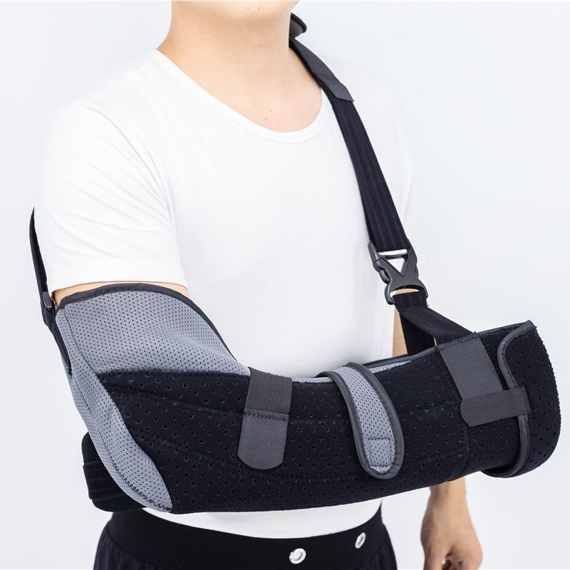 Extension Shoulder Immobilizer With Metal Supports Manufacturers, Extension Shoulder Immobilizer With Metal Supports Factory, Supply Extension Shoulder Immobilizer With Metal Supports