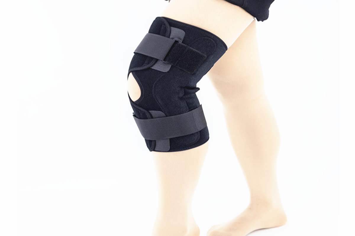 breathable sport knee support
