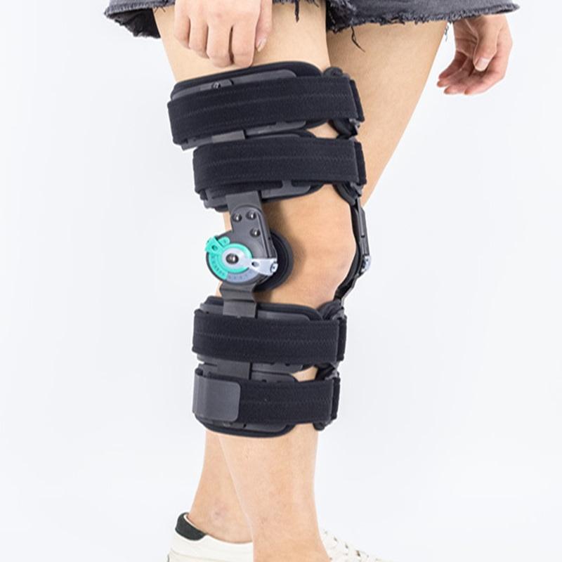 Ортез на колено после операции