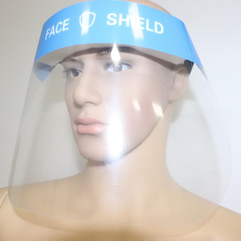 Proteção facial anti-poeira