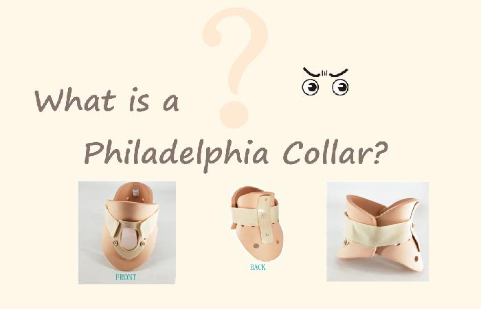 What is a Philadelphia neck brace