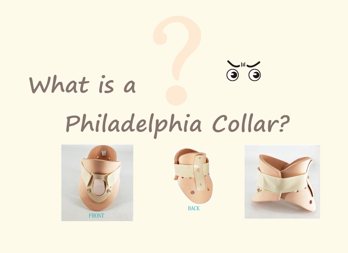 Philadelphia neck brace