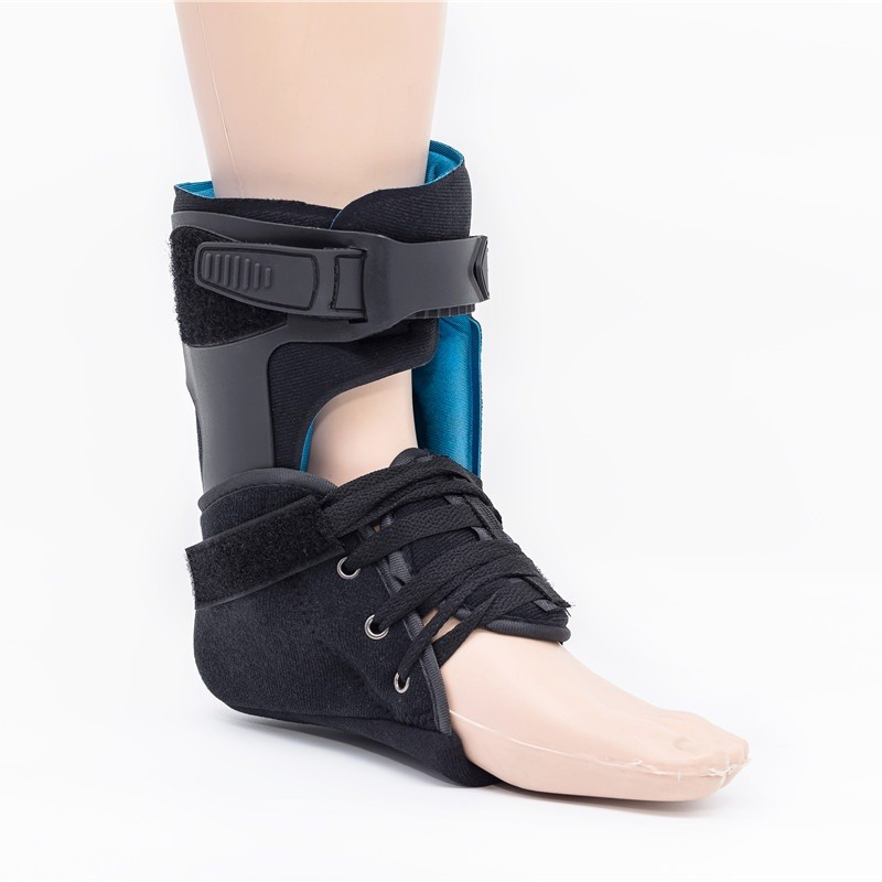 Lace Ankle Support Brace With Criss Cross Strap