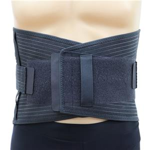 Mesh Back Brace with Adjustable Strap