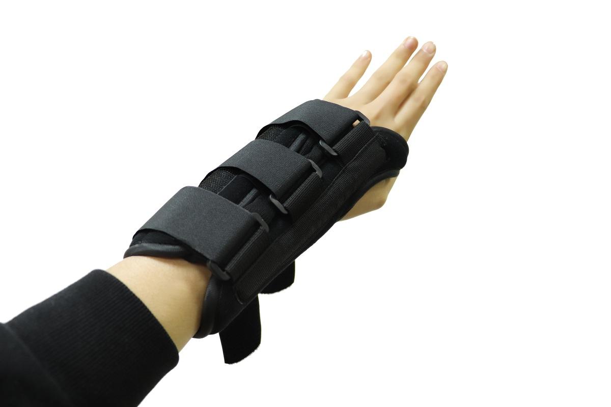 Adjustable wrist Brace