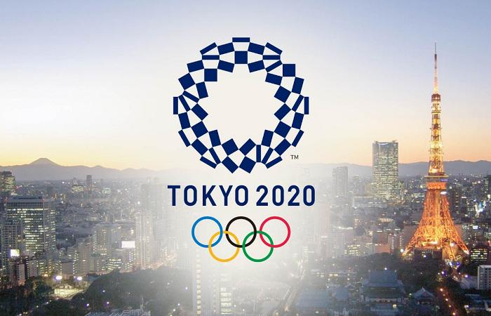 Feiern Sie die Eröffnung der Olympischen Spiele in Tokio