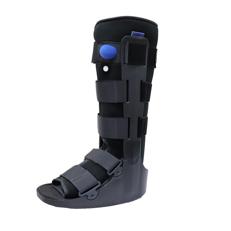 Пневматические ботинки для ходьбы по воздуху для высоких полиуретанов 17 дюймов