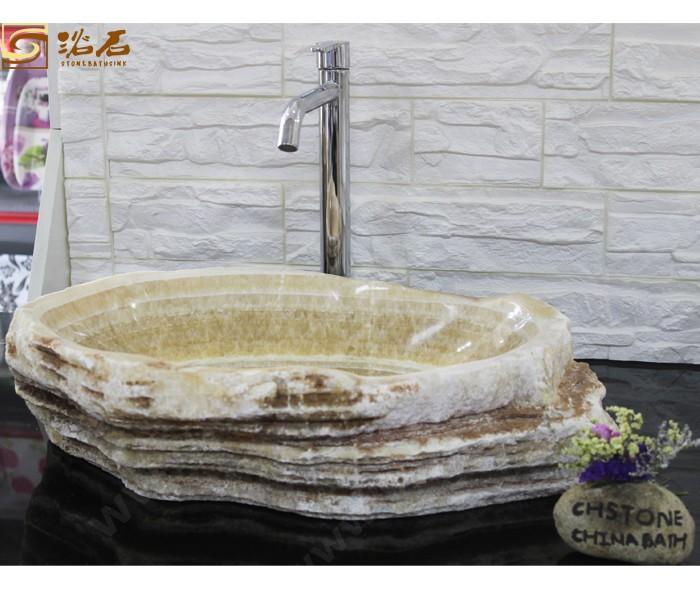 Honey Onyx Sink Manufacturers, Honey Onyx Sink Factory, Supply Honey Onyx Sink