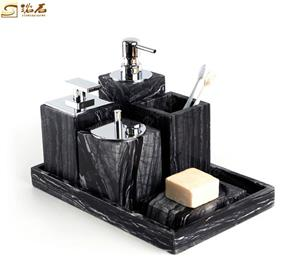 Ancient Wooden Marble Bathroom Stest