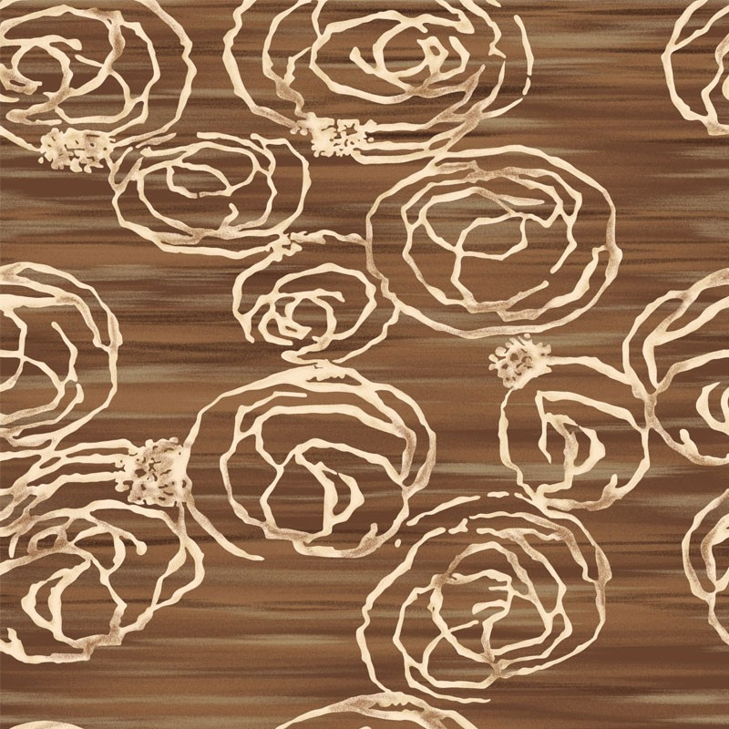 Size Customization Printed Tufted Carpet