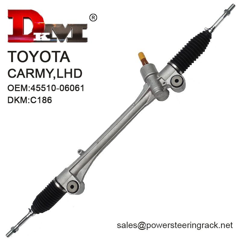 DKM C186 Manual Steering Rack For TOYOTA CAMRY 45510-06011 Manufacturers, DKM C186 Manual Steering Rack For TOYOTA CAMRY 45510-06011 Factory, Supply DKM C186 Manual Steering Rack For TOYOTA CAMRY 45510-06011