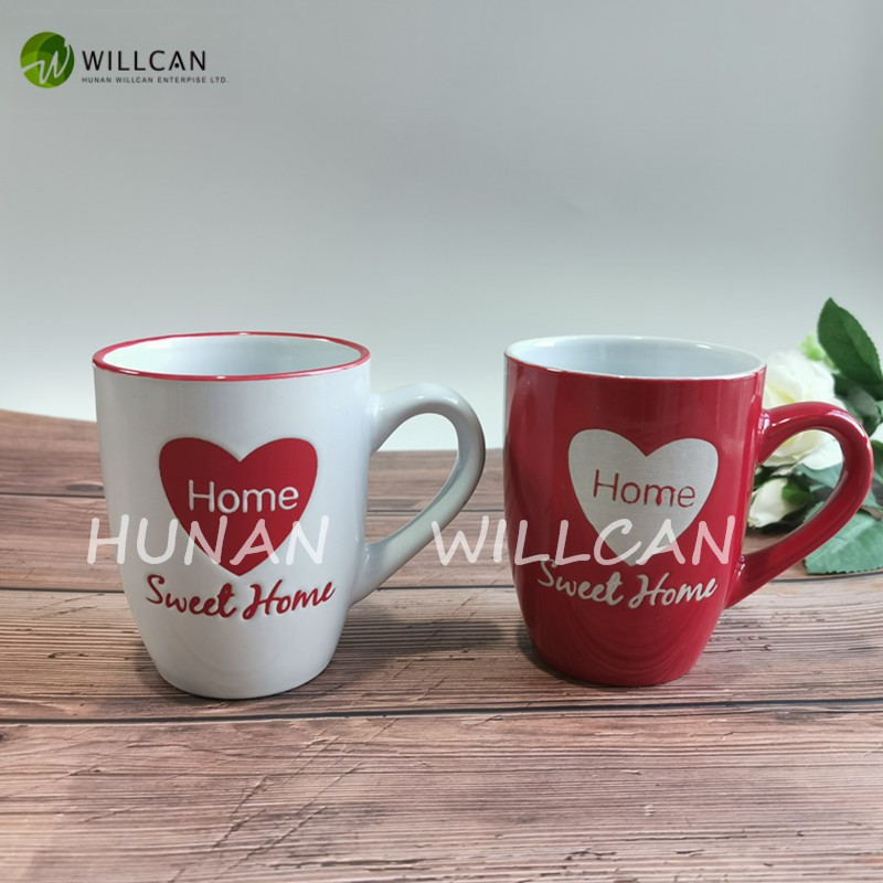 Sweet Home Hand Painted Coffee Mug Manufacturers, Sweet Home Hand Painted Coffee Mug Factory, Supply Sweet Home Hand Painted Coffee Mug