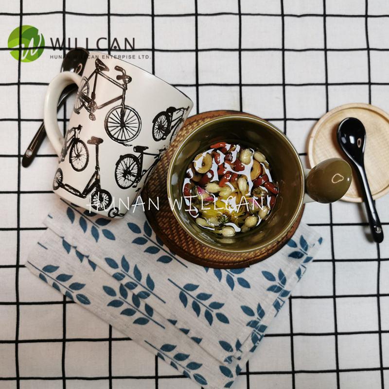 stoneware coffee mugs