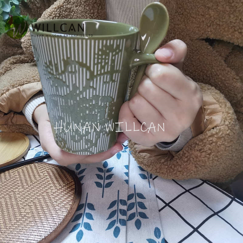 bulk stoneware mugs