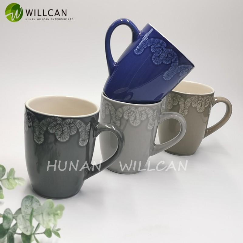 Reactive Glaze Belly Mug Manufacturers, Reactive Glaze Belly Mug Factory, Supply Reactive Glaze Belly Mug