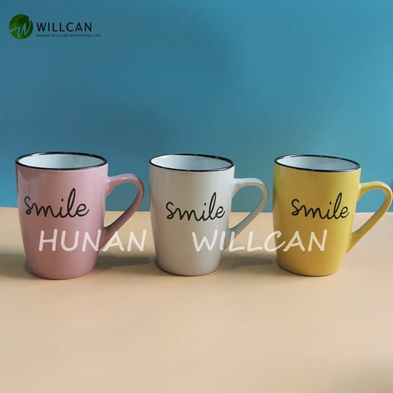 Colorful Smile Hand Painted Mug Manufacturers, Colorful Smile Hand Painted Mug Factory, Supply Colorful Smile Hand Painted Mug