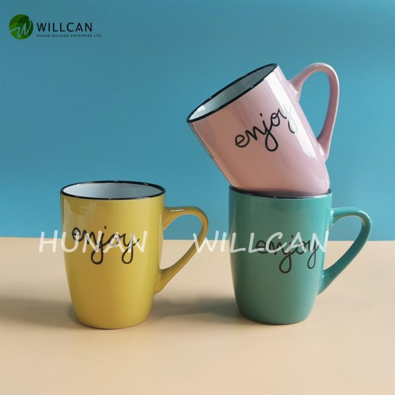 Colorful Enjoy Hand Painted Mug Manufacturers, Colorful Enjoy Hand Painted Mug Factory, Supply Colorful Enjoy Hand Painted Mug