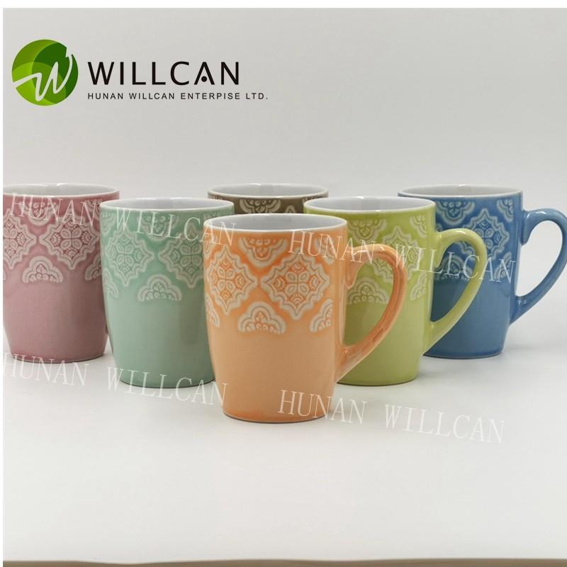 Simple Reactive Glaze Coffee Mug Manufacturers, Simple Reactive Glaze Coffee Mug Factory, Supply Simple Reactive Glaze Coffee Mug