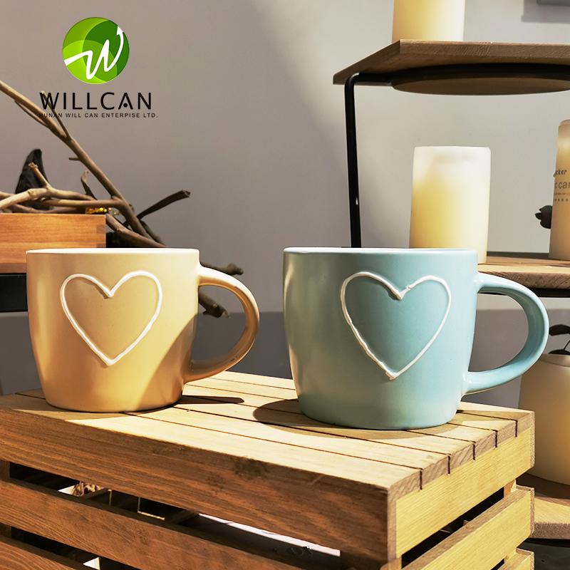 handmade stoneware mugs