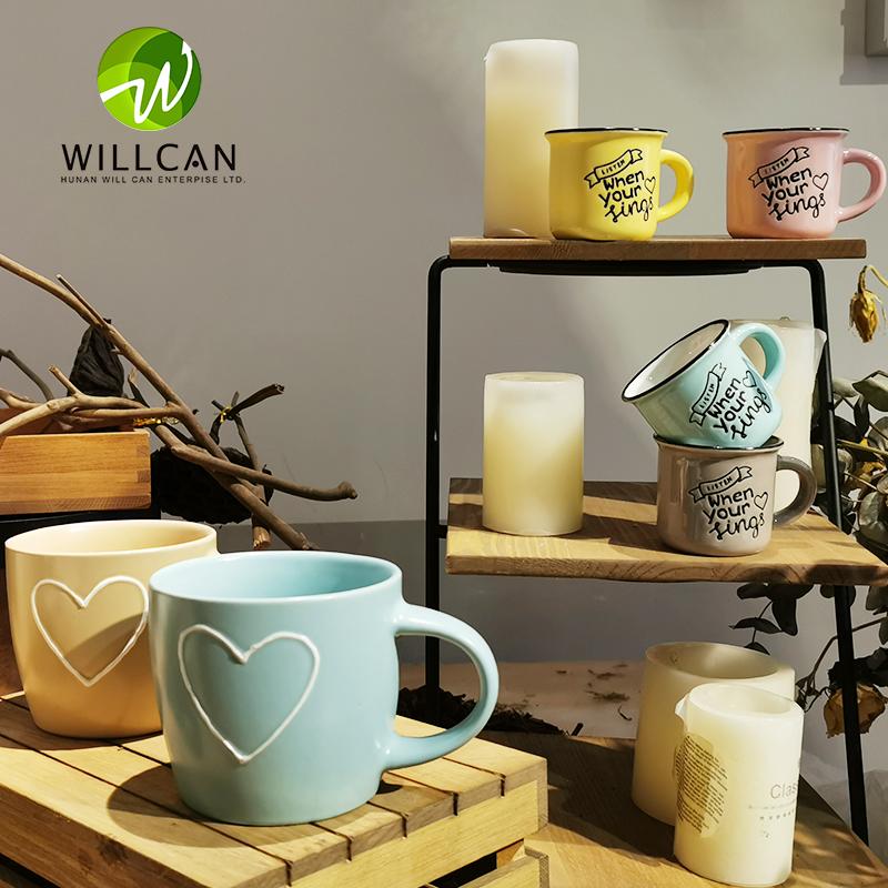 stoneware dream mugs