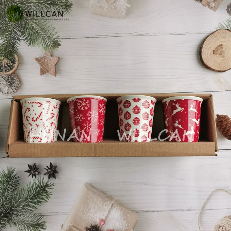 Christmas Gift Red And White Egg Cup Manufacturers, Christmas Gift Red And White Egg Cup Factory, Supply Christmas Gift Red And White Egg Cup