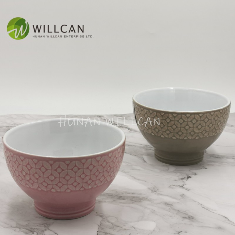 Reactive Glaze Hand Painted Bowl Manufacturers, Reactive Glaze Hand Painted Bowl Factory, Supply Reactive Glaze Hand Painted Bowl