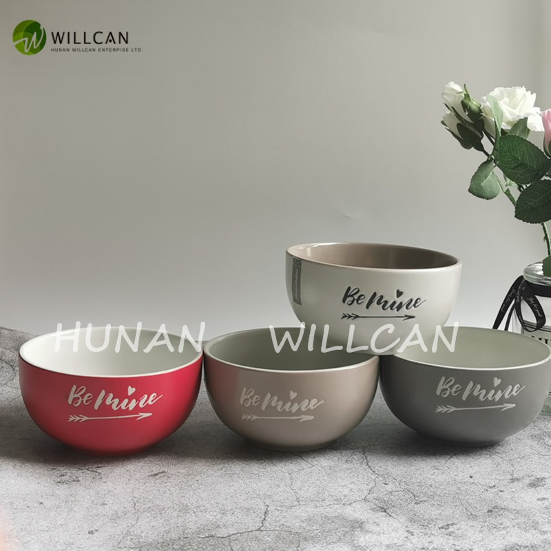 Be Mine Hand Painted Round Bowl Manufacturers, Be Mine Hand Painted Round Bowl Factory, Supply Be Mine Hand Painted Round Bowl