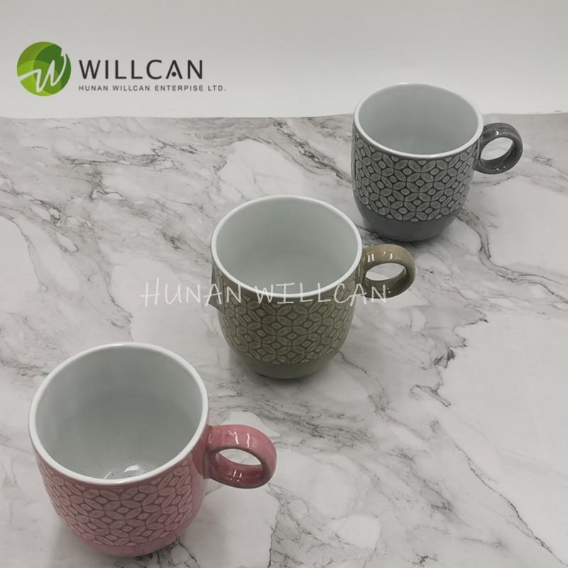 stoneware tea cups