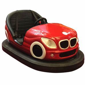 2 seats kids 48v ground net electric bumper car fiberglass