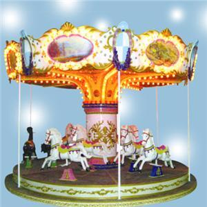 Entertainment carrousel park necessary Palace fun rotation