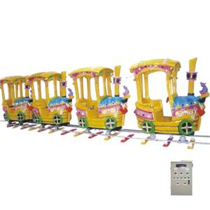 hot sell the children park equipment electric mini train