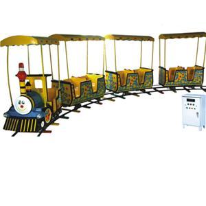 Shopping center mini electric track train rides for children