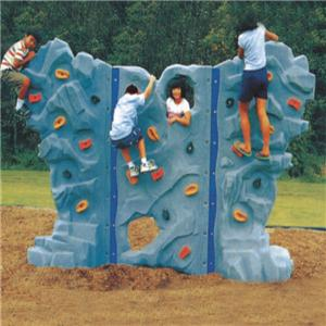 Theme park popular children Outdoor climbing wall