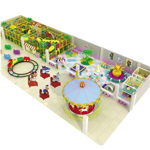 Soft play equipment kids naughty castle for indoor playground