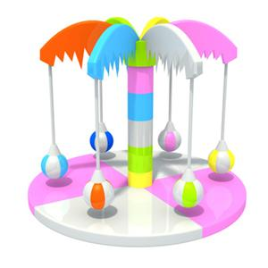 Electric commercial soft plays toys for indoor playground use