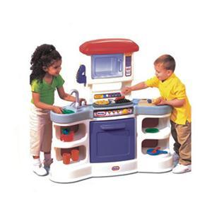 Funny indoor plastic toys play set for preschool kids