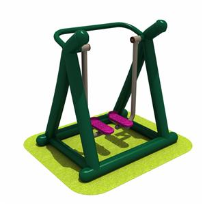 Air walker stepper outdoor gym fitness equipment for adult