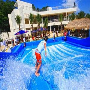 Popular commercial water flow rider for adult